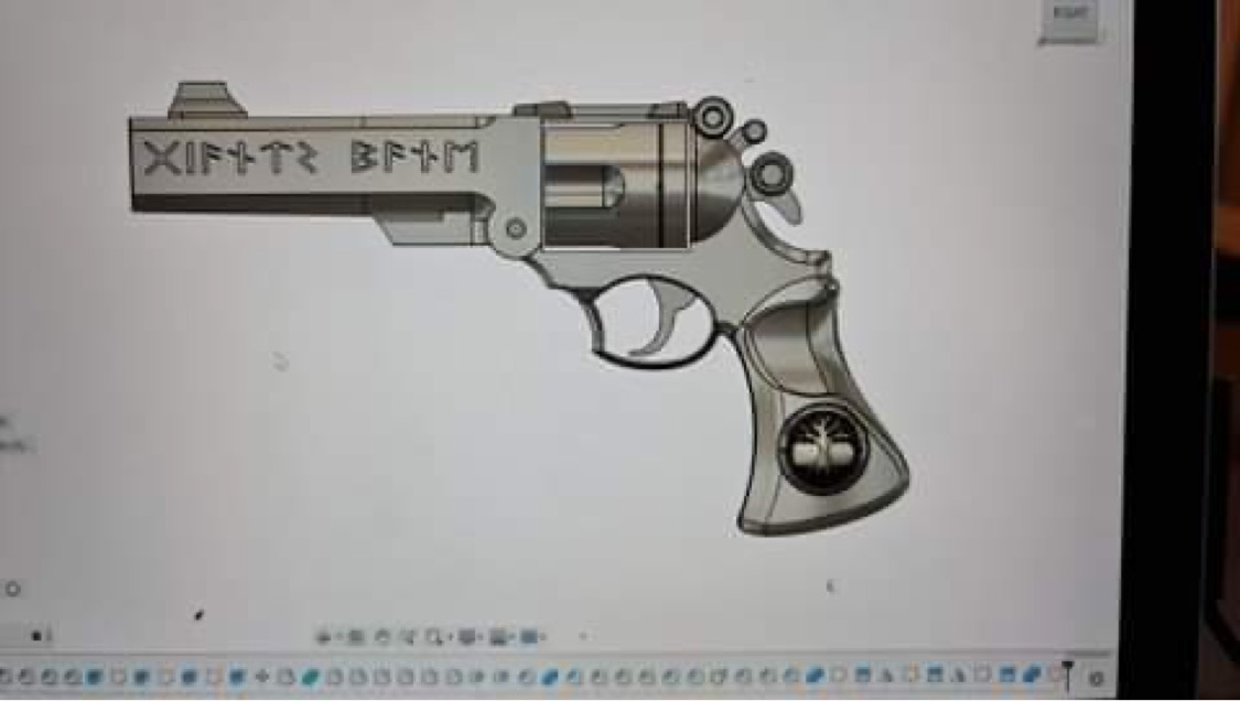 eric-donners-gun-giants-bane-IMG_6105